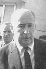 Former Attorney General John Mitchell